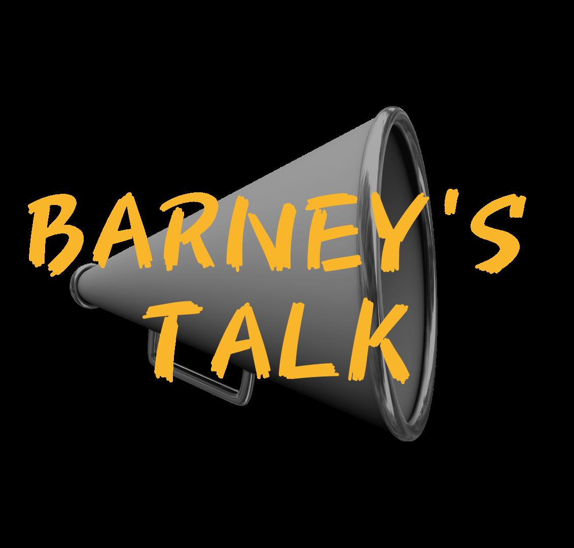 首頁- Barney's Talk
